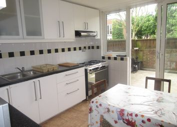 Thumbnail 4 bed maisonette to rent in Ashbrook Road, London