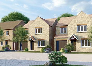 Thumbnail 4 bed detached house for sale in Hawthorne Meadows, Chesterfield Rd, Barlborough