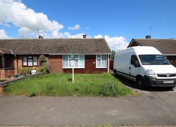 Thumbnail 3 bed semi-detached bungalow for sale in Walford Road, Rolleston-On-Dove, Burton-On-Trent