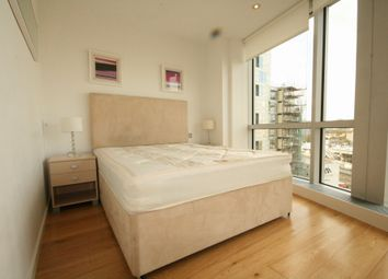 Thumbnail 1 bedroom flat to rent in Ontario Tower, 4 Fairmont Avenue, London