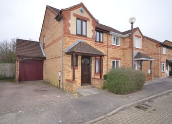 Thumbnail 3 bed semi-detached house to rent in Millbank Place, Kents Hill