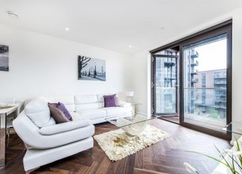 Thumbnail 1 bed flat for sale in Ambassador Building, Embassy Gardens, Nine Elms, London Sw8