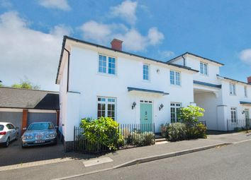 Thumbnail 5 bed link-detached house for sale in Elgar Drive, Maltings Development, Witham