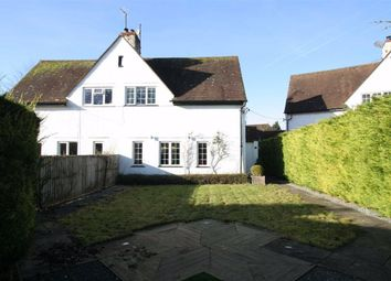Thumbnail 3 bed semi-detached house to rent in School Lane, East Garston, Hungerford
