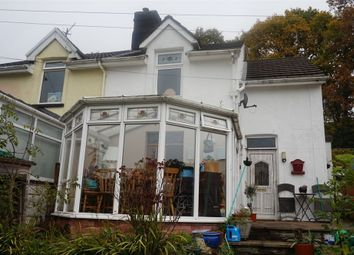 Thumbnail 2 bed semi-detached house for sale in Woodfieldside, Blackwood, Caerphilly