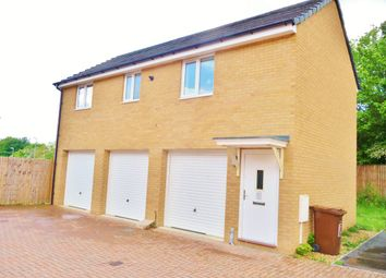 Thumbnail 2 bed flat to rent in Carltonwood Close, Corby
