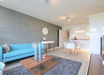 Thumbnail 1 bed flat for sale in Edinburgh House, Edinburgh Way, Harlow, Essex
