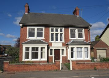 Thumbnail 5 bed detached house for sale in High Road, Tholomas Drove, Wisbech St. Mary, Wisbech