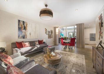 Thumbnail 3 bedroom detached house for sale in Woodside Square, Muswell Hill, London