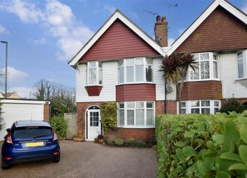 3 bed semi-detached house for sale in South Bank, Chichester, West Sussex PO19