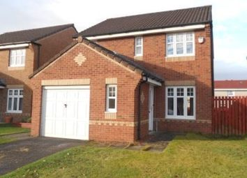 Thumbnail 3 bed detached house to rent in Castleknowe Gardens, Carluke