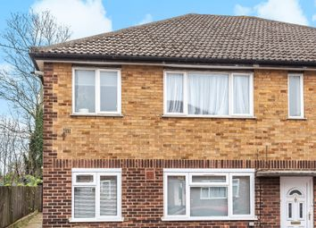 Thumbnail 2 bedroom flat for sale in Kemsing Close, Thornton Heath