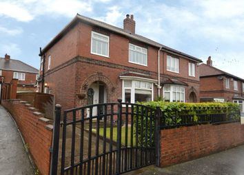 Thumbnail Semi-detached house for sale in St. Josephs Mount, Pontefract