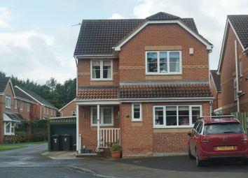 Thumbnail 4 bed detached house for sale in Craven Way, Boroughbridge