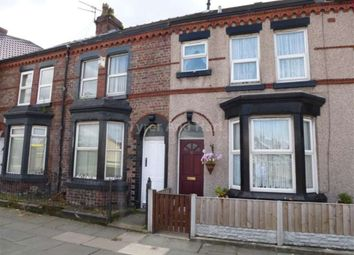 Thumbnail 3 bed terraced house to rent in Breeze Hill, Walton, Liverpool