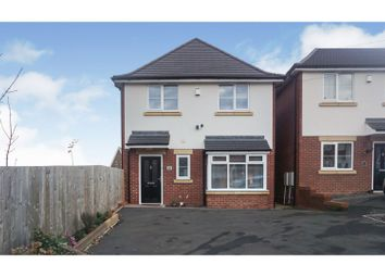 Thumbnail 4 bed detached house for sale in Lingard Road, Sutton Coldfield