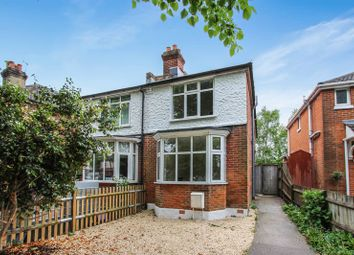 Thumbnail 3 bed semi-detached house for sale in King Edward Avenue, Southampton