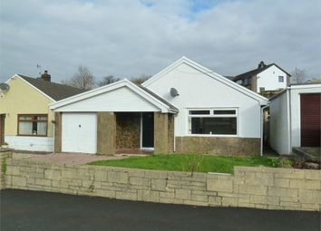 Thumbnail 3 bed detached bungalow for sale in Mill View, Garth, Maesteg, Mid Glamorgan