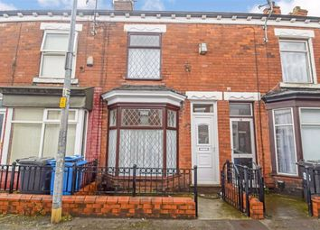 2 bed terraced house for sale in Belmont Street, Hull, East Yorkshire HU9