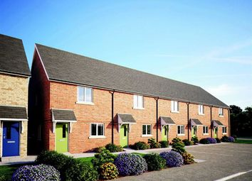 Thumbnail 3 bed end terrace house for sale in Plot 52 Bredlands Lane, Canterbury, Kent