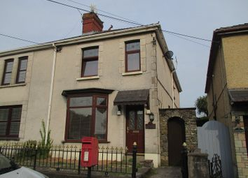 Thumbnail 3 bed semi-detached house for sale in 72 Old Road, Baglan, Port Talbot, Neath Port Talbot.