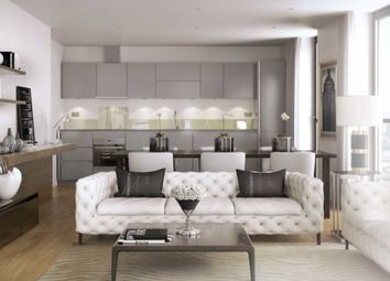 Thumbnail 1 bedroom flat for sale in Manhattan Plaza, Manhattan Tower, Canary Wharf, London