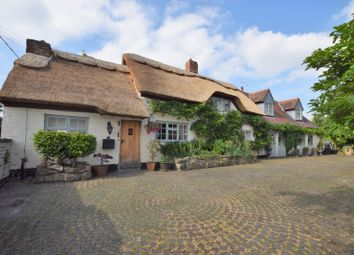 Thumbnail 4 bed cottage for sale in Ashby Road, Packington