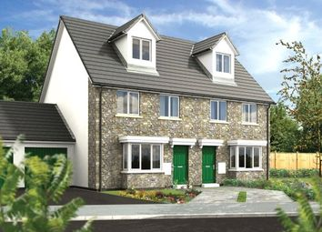 Thumbnail 3 bed terraced house for sale in Dobwalls, Liskeard