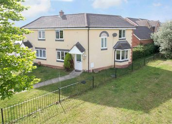 Thumbnail 3 bedroom semi-detached house for sale in Lyveden Way, Corby