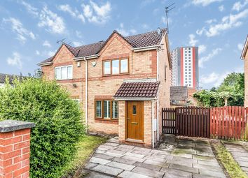 Thumbnail 2 bed semi-detached house for sale in Windmill Avenue, Salford
