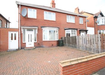 Thumbnail 4 bedroom semi-detached house to rent in Dunholme Road, Newcastle Upon Tyne