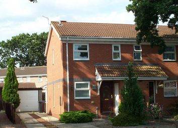 Thumbnail 2 bed semi-detached house to rent in Kirkcroft, Wigginton, York
