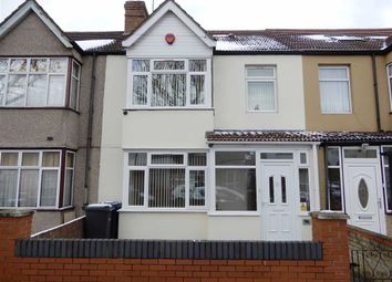 Thumbnail 3 bed terraced house for sale in Ranelagh Road, Southall, Middlesex