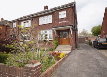 Thumbnail 4 bed semi-detached house for sale in Laverock Lea, Portchester, Fareham