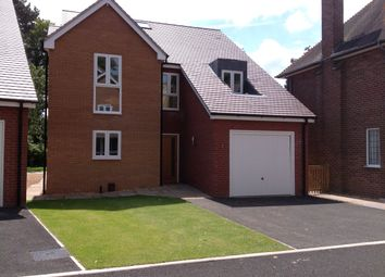 Thumbnail 4 bedroom detached house for sale in Admaston Road, Wellington, Telford