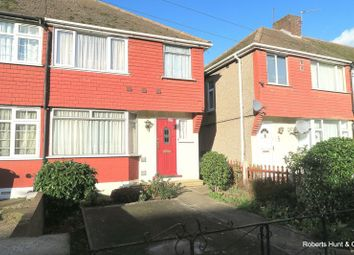 Thumbnail 3 bed terraced house for sale in Lansbury Avenue, Feltham