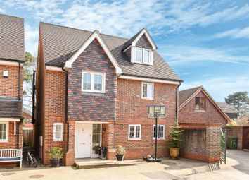 Thumbnail 5 bedroom detached house for sale in Bisley, Woking