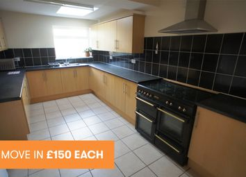 Thumbnail 6 bedroom terraced house to rent in Boverton Street, Roath, Cardiff