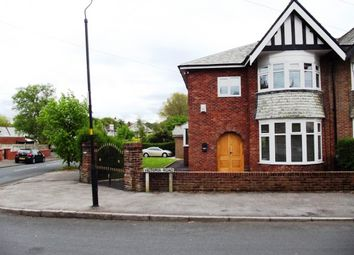 Thumbnail 3 bedroom semi-detached house to rent in Victoria Road, Fulwood, Preston