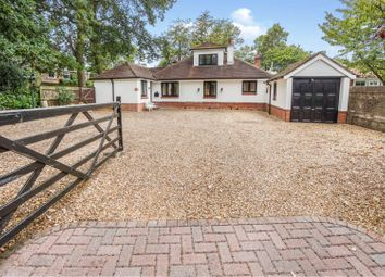 Thumbnail 5 bed detached bungalow for sale in West End Road, Southampton