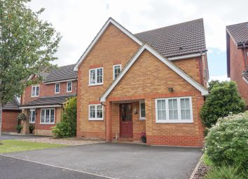 Thumbnail 4 bed detached house for sale in Warren Close, Aylesbury
