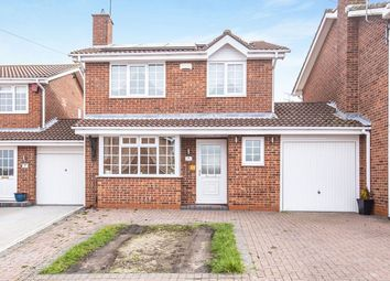 Thumbnail 3 bed semi-detached house for sale in Hilliard Close, Bedworth