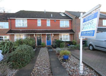 Thumbnail 4 bed terraced house to rent in The Bartletts, Hamble, Southampton
