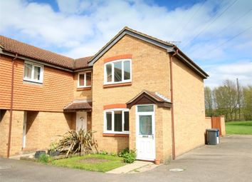 Thumbnail 2 bed end terrace house for sale in Knaresborough Court, Eynesbury, St. Neots
