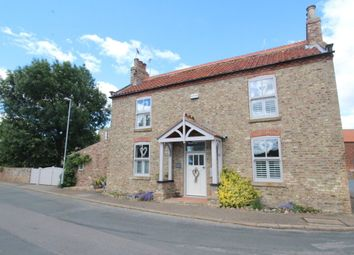 Thumbnail 3 bed detached house for sale in Garthorpe Road, Adlingfleet, Goole