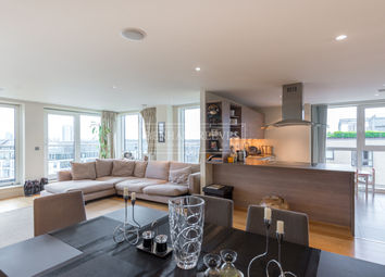 Thumbnail 4 bed flat to rent in Lensbury Avenue, Fulham