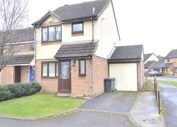 Thumbnail 3 bed semi-detached house for sale in Ellison Close, Abbeymead, Gloucester