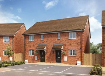"""Thumbnail 2 bedroom semi-detached house for sale in """"The Maple"""" at Forge Wood, Crawley"""