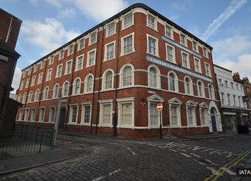 Thumbnail 1 bed flat to rent in Robinson Row, Hull