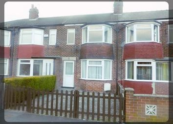 Thumbnail 2 bed terraced house to rent in Foredyke Avenue, Off Leads Road, Hull